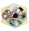 Obrázek z Cestovní obal na kosmetiku SUITSUIT® Deluxe Mango Cream