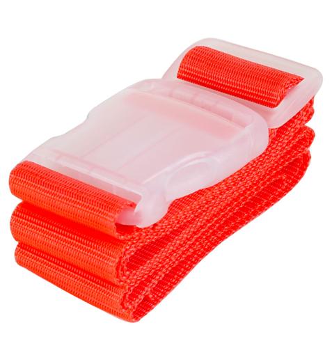 Obrázek z Bezpečnostní popruh na kufr ROCK TA-0013 - oranžová