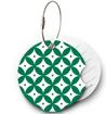 Obrázek z Jmenovka na kufr Addatag - Japan Green