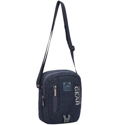 Obrázek z Taška přes rameno GEAR 9005 - tmavě modrá - 5 L