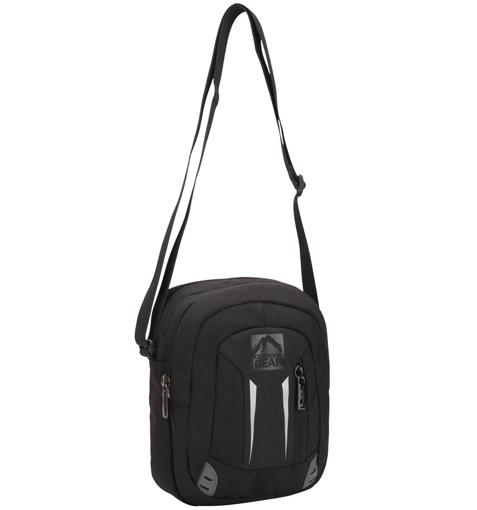 Obrázek z Taška přes rameno GEAR 9006 - černá - 5 L