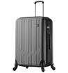 Obrázek z Cestovní kufr MIA TORO M1301/3-L - stříbrná - 109 L + 25% EXPANDER