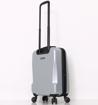 Obrázek z Cestovní kufr MIA TORO M1713/3-S - stříbrná - 38 L + 25% EXPANDER
