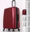 Obrázek z Cestovní kufr MIA TORO M1713/3-L - červená - 101 L + 25% EXPANDER