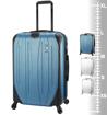 Obrázek z Cestovní kufr MIA TORO M1525/3-L - modrá - 95 L + 25% EXPANDER