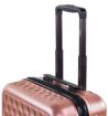 Obrázek z Cestovní kufr ROCK TR-0192/3-L ABS/PC - stříbrná - 103 L