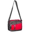 Obrázek z Taška přes rameno REAbags LL21 - šedá/červená - 4 L