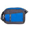 Obrázek z Taška přes rameno REAbags LL21 - šedá/světle modrá - 4 L