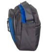 Obrázek z Taška přes rameno REAbags LL21 - šedá/tmavě modrá - 4 L