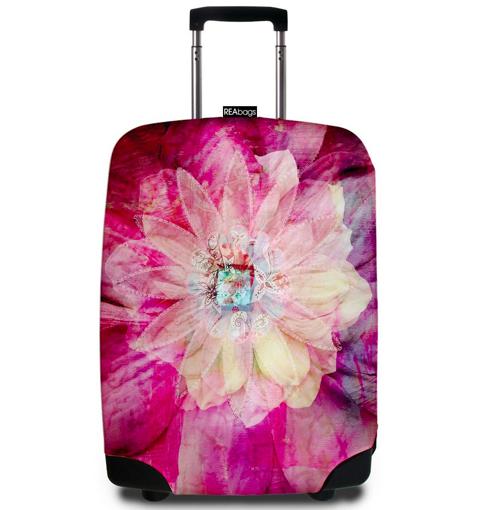 Obrázek z Obal na kufr REAbags® 9043 Bohemian Rose