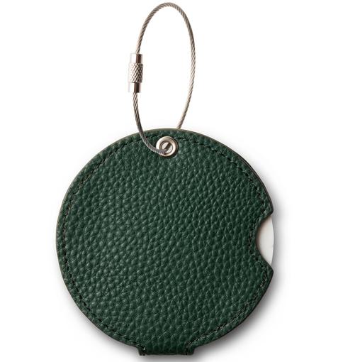 Obrázek z Jmenovka na kufr Addatag PU - Forest green