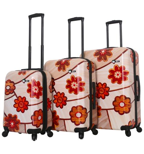 Obrázek z Sada cestovních kufrů MIA TORO M1355/3 - 98 L / 62 L / 39 L + 25% EXPANDER