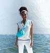 Obrázek z Taška SUITSUIT® Natura Aqua Crossbody - 2,5 L