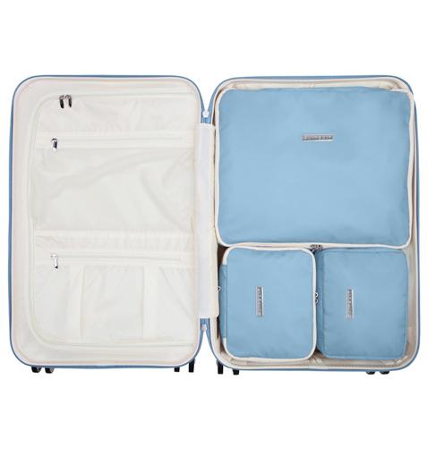 Obrázek z Sada obalů SUITSUIT® Perfect Packing system vel. M Alaska Blue